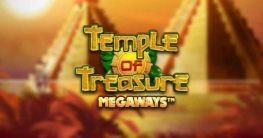 Temple of Treasure megaways logo