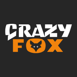 Logo crazy fox casino